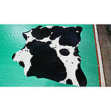 Невелика шкура корови чорно біла, фото 2