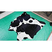 Небольшая шкура коровы черно белая, фото 1