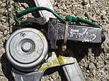 Стеклопод'емник задній лівий електричний Mazda Xedos 6 1992-1999р.в., фото 2