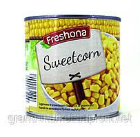 Кукурудза консервована Freshona Sweetcorn 330г