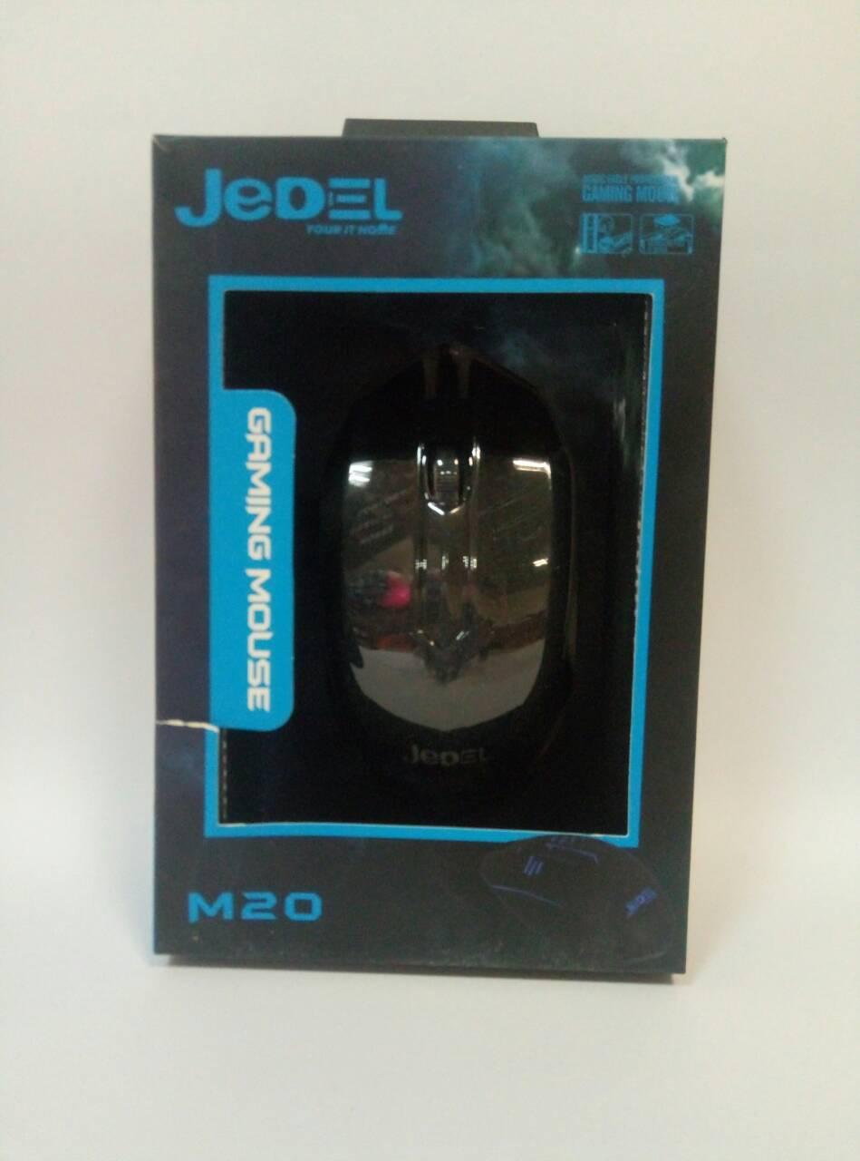 USB мышка MOUSE Jedel M20 проводная мышь