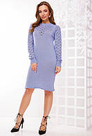 Вязаное платье 150
