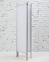 Ширма косметологическая белая 200х180см, фото 2