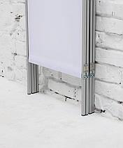 Ширма косметологическая белая 200х180см, фото 3