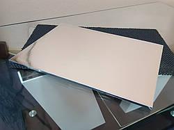 Підкладка під торти ущільнена срібло (8мм) 350х350 мм