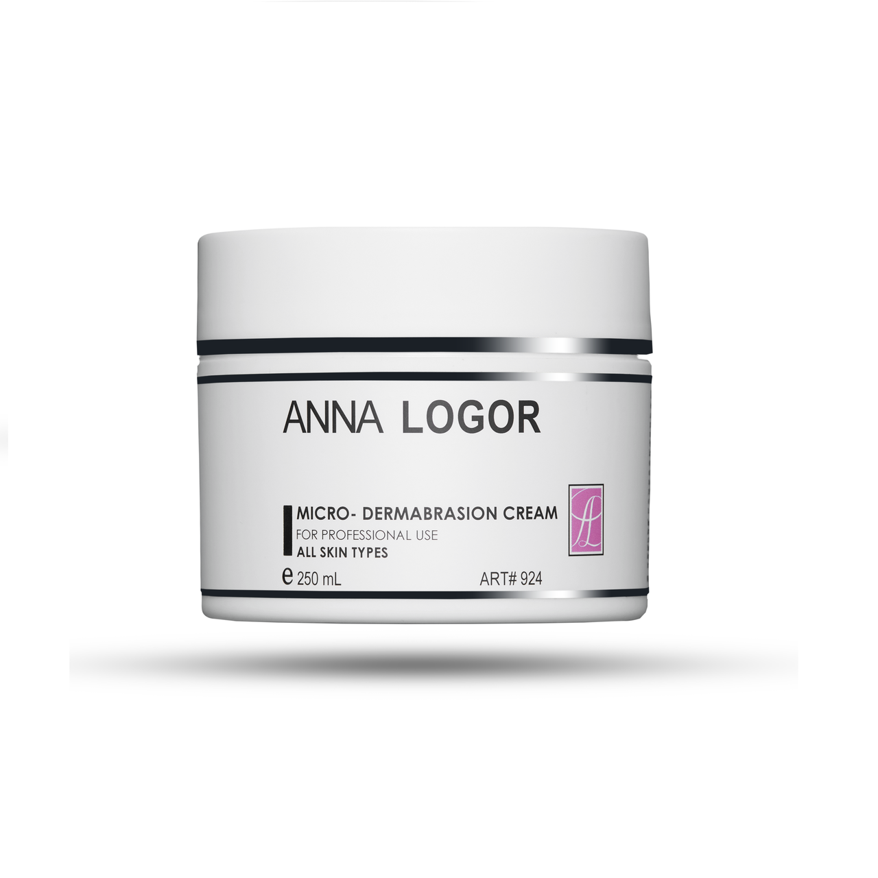 Крем-скраб очищающий Anna LOGOR Micro-dermabrasion Cream 250 ml Art.924