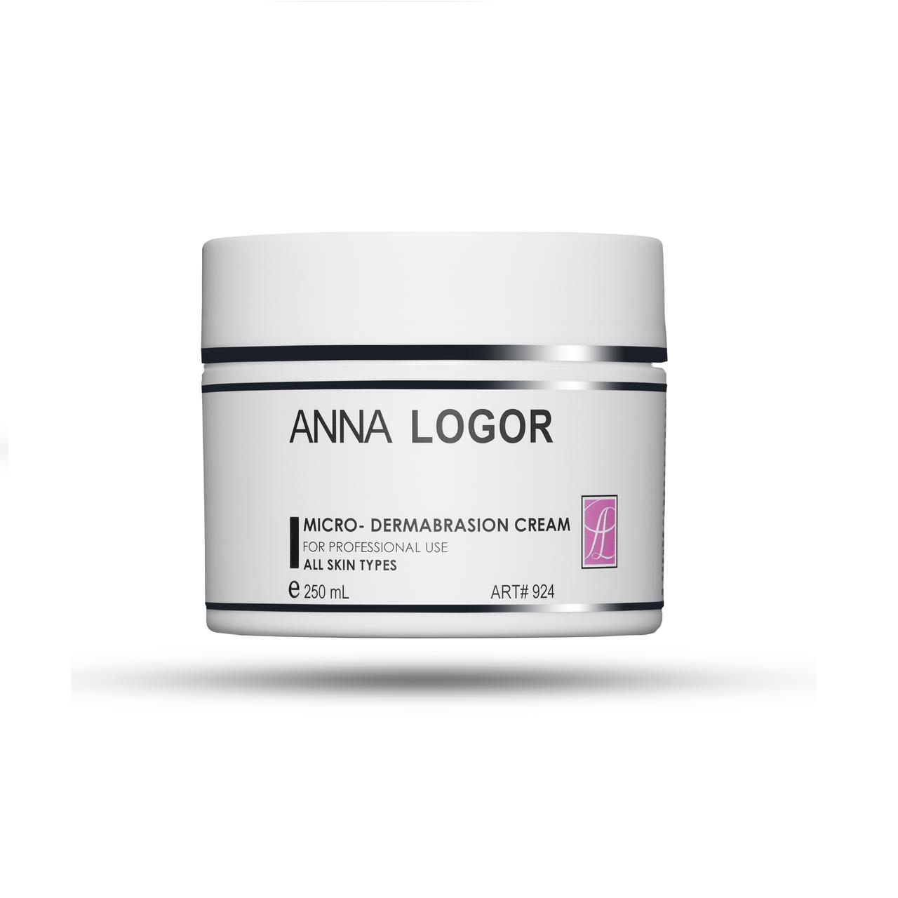 Очищуючий крем-скраб Анна Логор / Anna Logor Micro-dermabrasion Cream Код 924