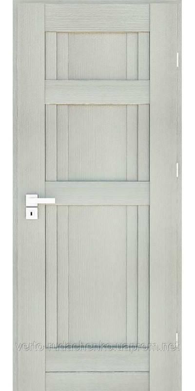 """Двери Verto Лада-Лофт 2.0 в цвете Кора береза """"Verto LINE-3D"""""""