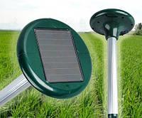 Ультразвуковой отпугиватель грызунов кротов Solar Rodent Repeller солнечная батарея Солар