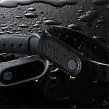 Фитнес трекер браслет Mi Band 2 M2 пульсомер часы аналог Xiaomi Mi Band 2, фото 2