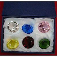 Кристалл хрустальный набор 6 шт