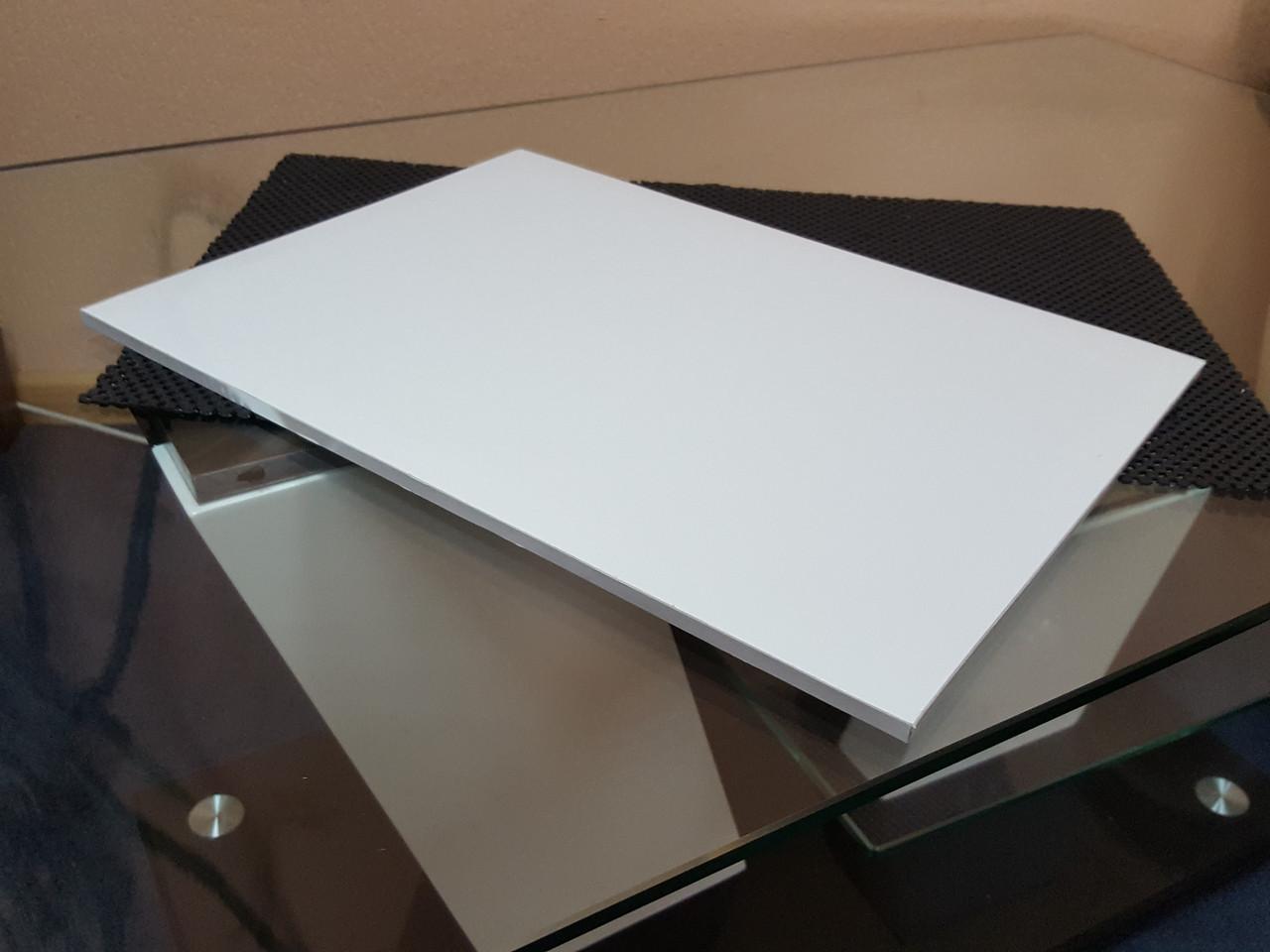 Подложка под торты уплотненная белая (8мм) 400х600 мм