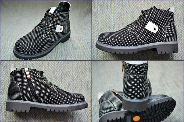 Ботинки на девушку Jordan 0209 фото