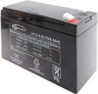 Аккумуляторная батарея Gemix LP12-9.0 (напряжение - 12V, сила тока - 9Ah, размеры - 94х65х151mm)