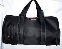 86f054d05c07 Универсальная дорожная черная сумка хорошего качества 47*27 см