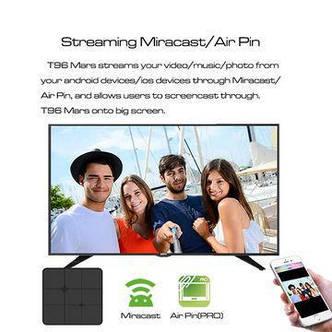 Приставка Android TV Box SMART TV T96X 1gb\8gb S905W, фото 2