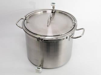 Мини сыроварня с водяным нагревом 21 л