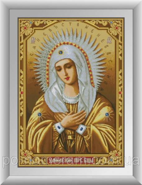 алмазная мозаика самая большая икона Умиление