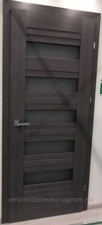 """Двери Verto Лада 4.5 в цвете Кора дуб """"Verto LINE-3D"""""""