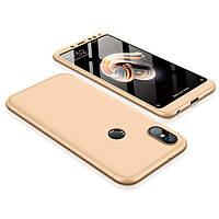 Пластиковая накладка LikGus 360 градусов для Xiaomi Redmi Note 5 Pro / Note 5 (AI Dual Camera)