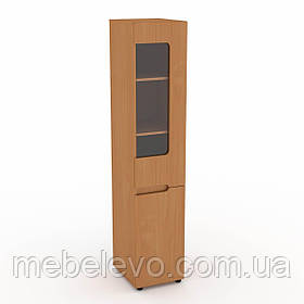 Книжный шкаф Стиль -24 П 1950х400х464мм    Компанит