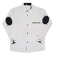 Рубашка белая мальчику