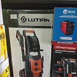 Мойка высокого давления Lutian LT501-1800A, фото 2
