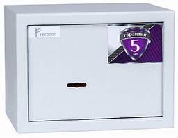 Сейф меблевий Ferocon БС-15К.7035 150(в)х200(ш)х170(гл)