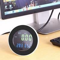Газоанализатор - детектор формальдегида - термогигрометр - даталоггер HT-502
