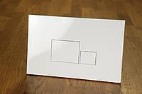 Смывная клавиша 0062 white (белая)