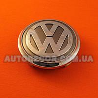Колпачки заглушки на литые диски Volkswagen (77/67/15) 4L0 601 170