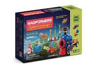 Магнитный конструктор Magformers Супертранспорт  337 элементов