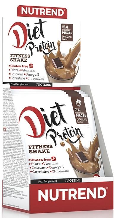Nutrend Diet protein 5x50g