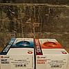 Клапаны ЗАЗ Таврия 1102,Славута,Сенс,Ланос 1.4 AMP (впуск,выпуск 8 шт.)