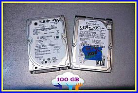 Tested Винчестер жесткий диск SATA 2.5 HDD 100GB