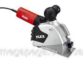 Штроборез с возможностью как толкать, так и тянуть инструмент во время выполнения реза FLEX MS 1706 FR Set