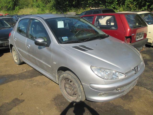 Авто под разборку Peugeot 206 1.9
