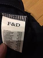 Спортивные брюки для мальчиков оптом, F&D, 8-16 лет, арт. WX-2323, фото 6