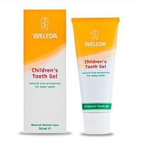 Детский Зубной гель для очищения молочных зубов Веледа Weleda Children's Tooth Gel срок конец февраля 2020г