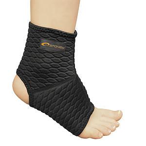 Размер S Бандаж спортивный для лодыжки Spokey Rask (82120), фиксатор голеностопного сустава