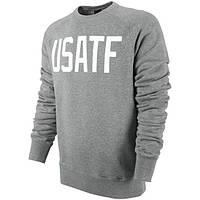 Свитшот USATF Grey Sport