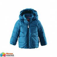 Куртка-пуховик зимняя для мальчика Reima Vihta  511259.8, цвет 7900