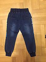 Джинсовые брюки для мальчиков оптом, F&D, 4-12 лет., арт.5451, фото 5