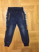 Джинсовые брюки для мальчиков оптом, F&D, 4-12 лет., арт.5451, фото 3