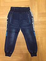 Джинсовые брюки для мальчиков оптом, F&D, 4-12 лет., арт.5451, фото 2