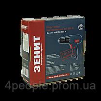 Шуруповерт электрический Зенит ЗШ-550 М, фото 3