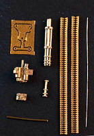 M134 Minigun (early) 1/72 Mini World 7239a