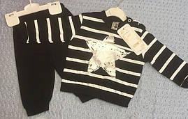 Детский костюм для мальчиков 6-18 месяцев