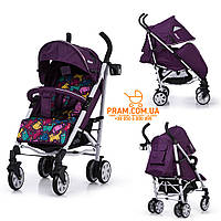 Прогулочная коляска Carrello Allegro Len CRL-10101 Kitty Purple Фиолетовый, фото 1