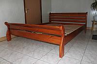 Верона двуспальная кровать деревянная